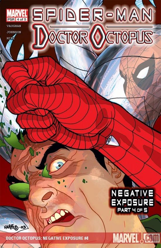 Doctor Octopus: Negative Exposure (2003) #4