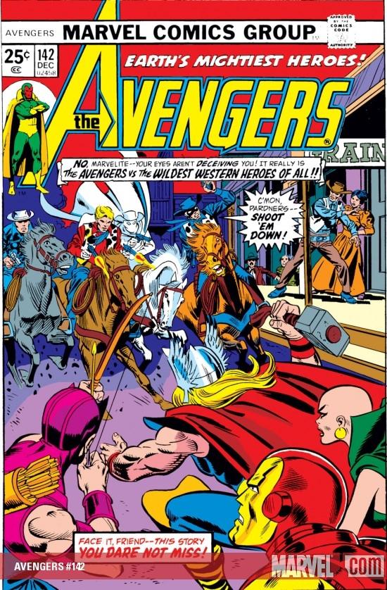Avengers (1963) #142