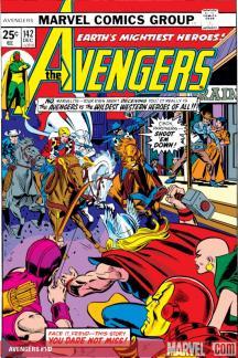 Avengers #142