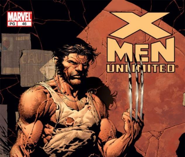 X-Men Unlimited #46