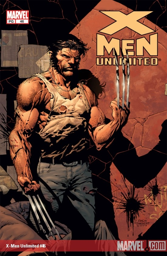 X-Men Unlimited (1993) #46