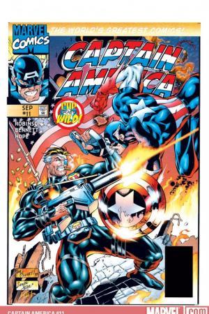 Captain America (1996) #11