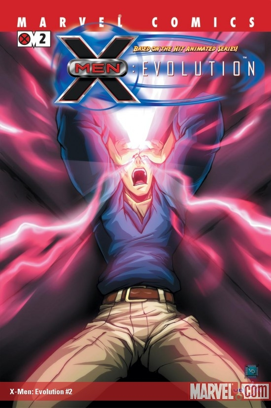 X-Men: Evolution (2001) #2