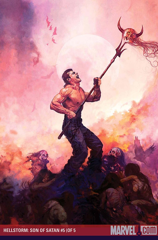 Hellstorm: Son of Satan (2006) #5