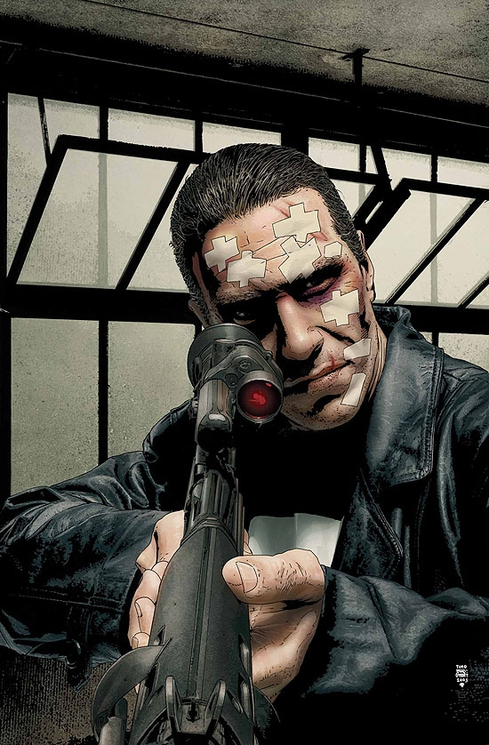 Punisher Max (2004) #24