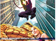 Marvel Adventures Fantastic Four (2005) #17 Wallpaper