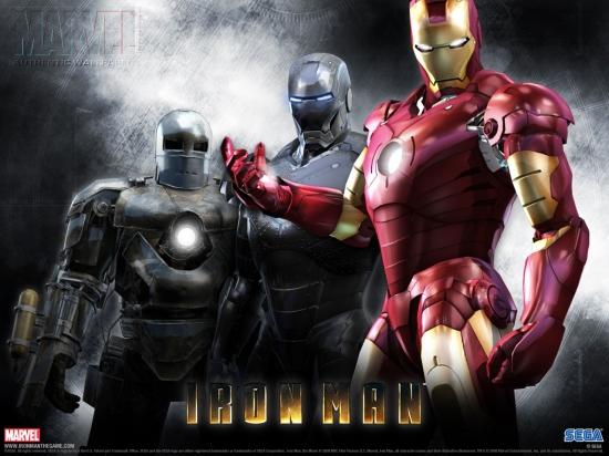 Iron Man Video Game