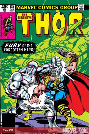 Thor (1966) #288
