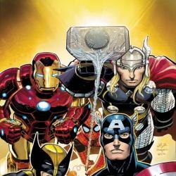 Avengers Posterbook (2013)