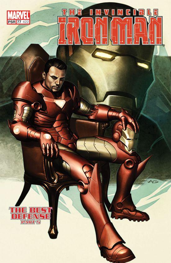 Iron Man (1998) #77