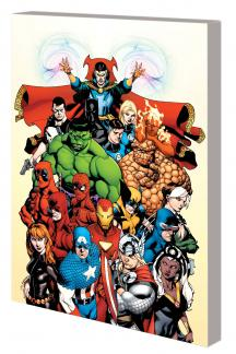 Origins of Marvel Comics (Trade Paperback)