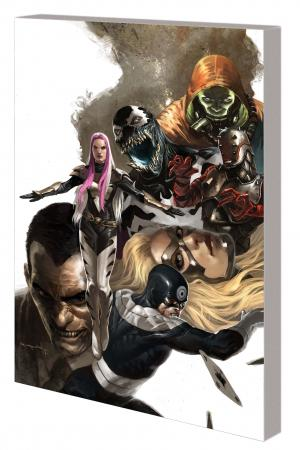 Thunderbolts by Warren Ellis & Mike Deodato Ultimate Collection (Trade Paperback)