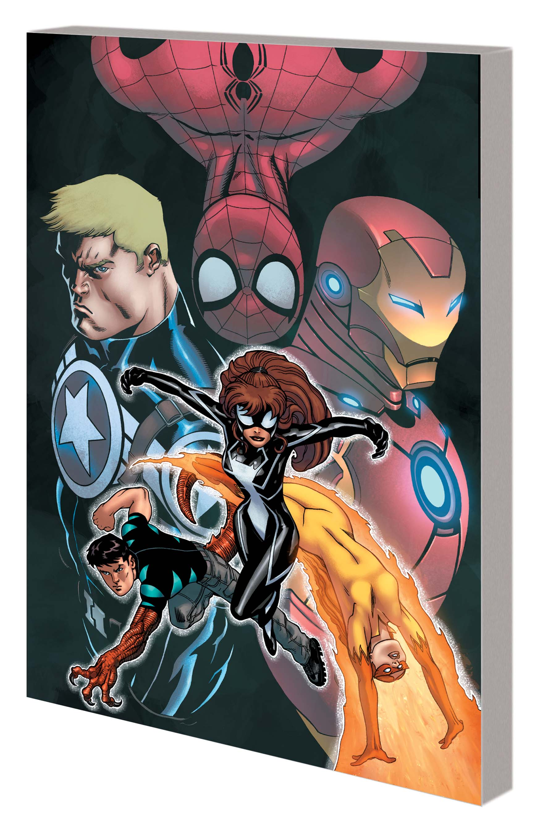 Avengers Academy: Arcade - Death Game (Trade Paperback)
