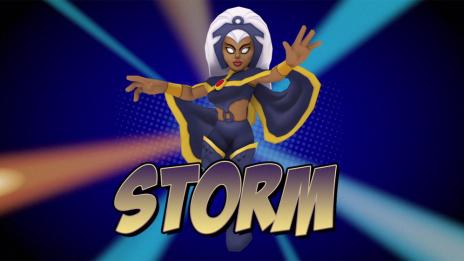 Super Hero Squad Online: Storm Vignette