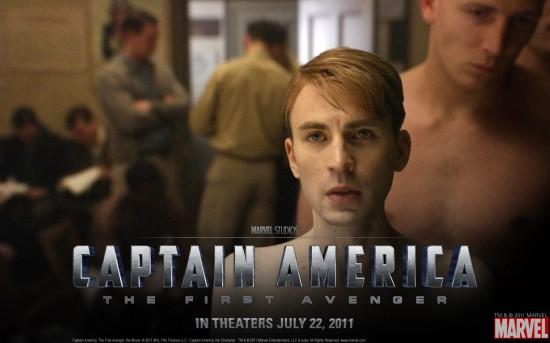 Captain America: The First Avenger Wallpaper #17