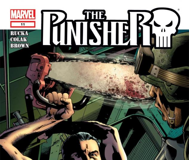 The Punisher (2011) #11