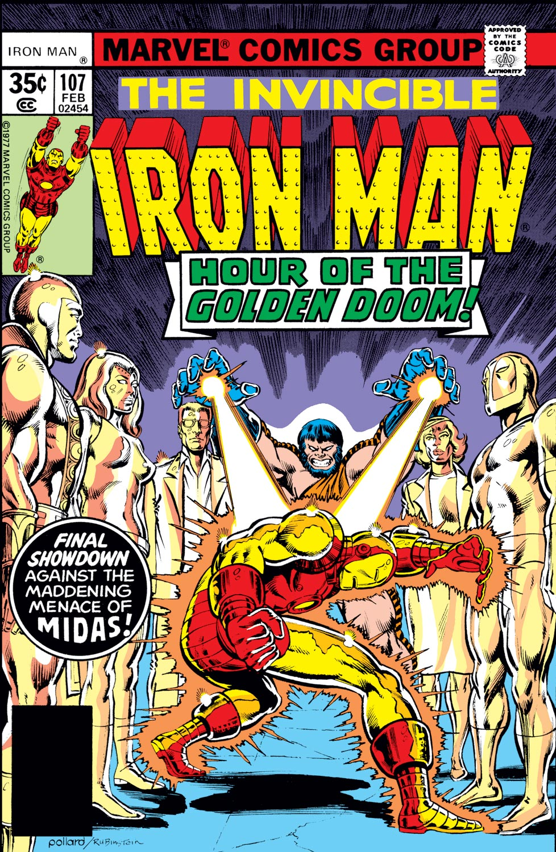Iron Man (1968) #107
