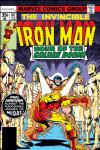 Iron Man (1968) #107 Cover