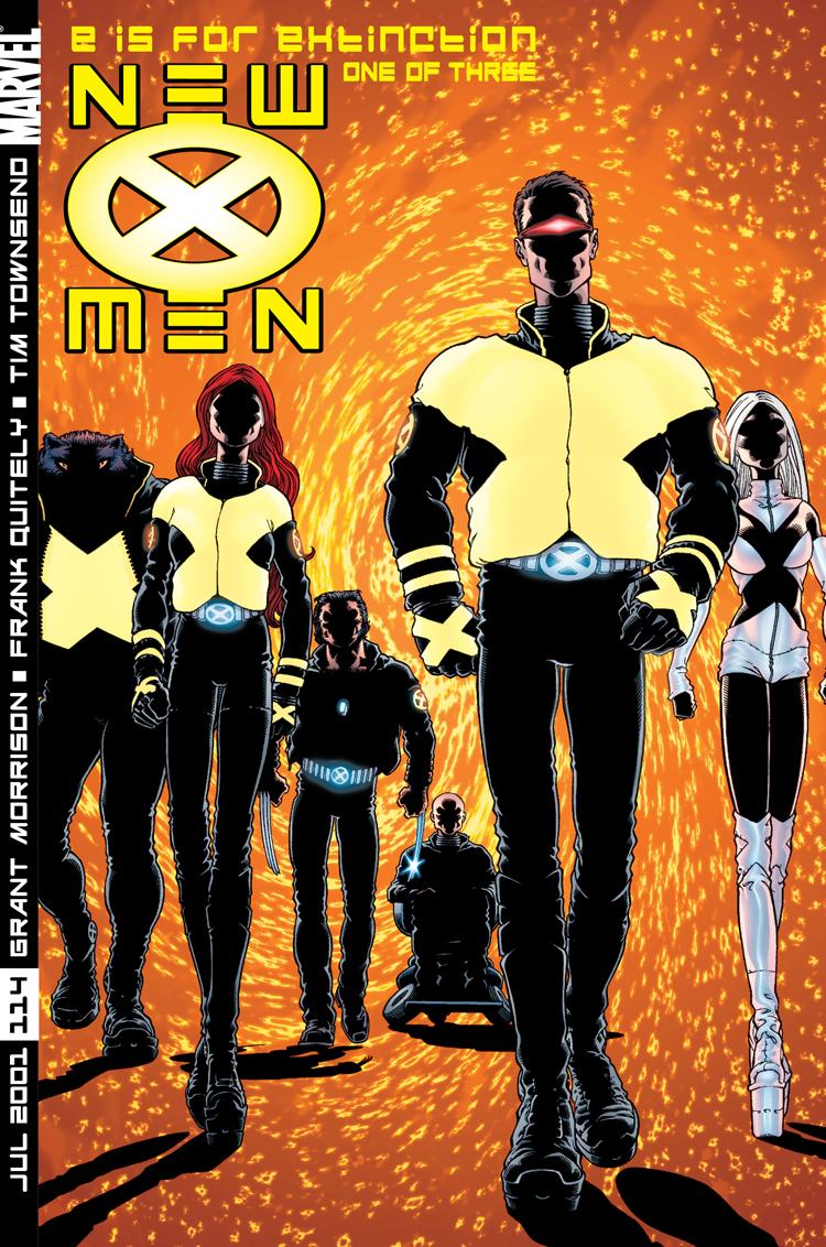 New X-Men (2001) #114