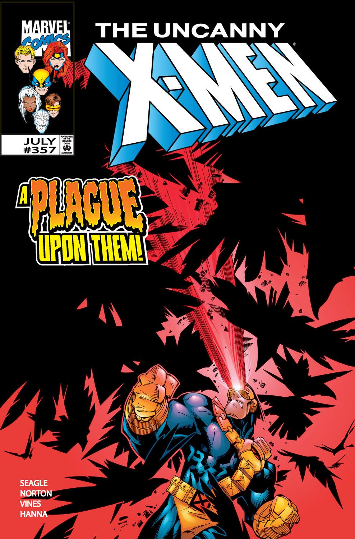 Uncanny X-Men (1963) #357