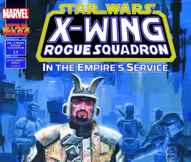 Star Wars: X-Wing Rogue Squadron (1995) #23