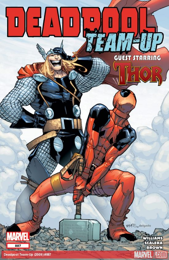 Deadpool Team-Up (2009) #887