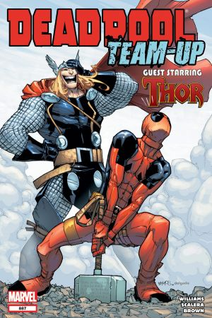 Deadpool Team-Up #887