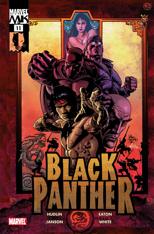 Black Panther (2005) #11