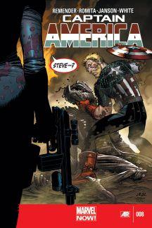 Captain America (2012) #8