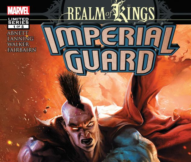Realm of Kings: Imperial Guard (2009) #1