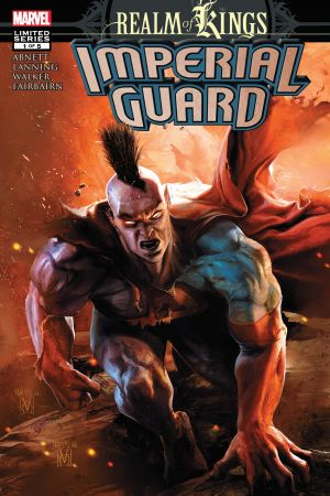 Realm of Kings: Imperial Guard #1