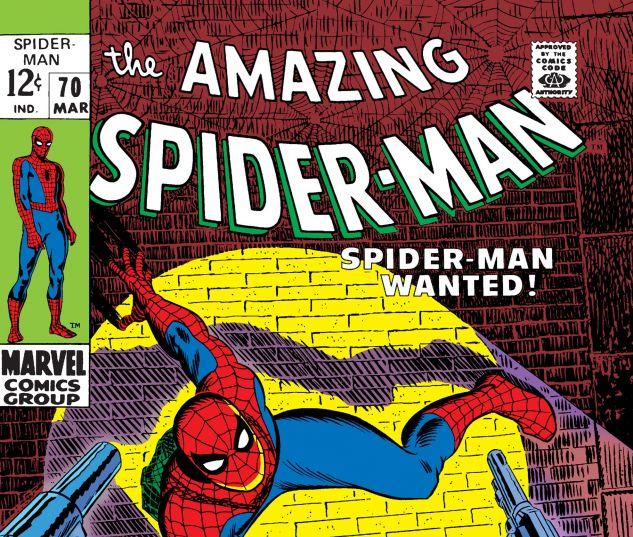 Amazing Spider-Man (1963) #70