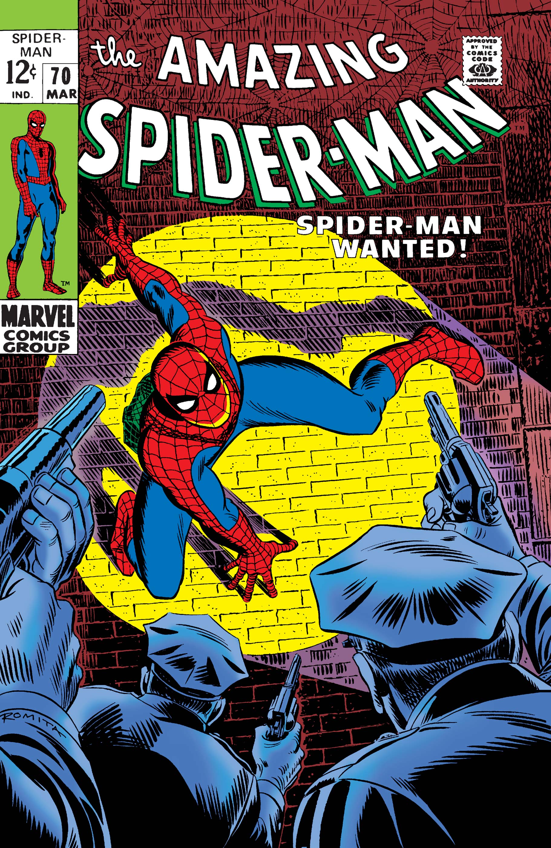 The Amazing Spider-Man (1963) #70