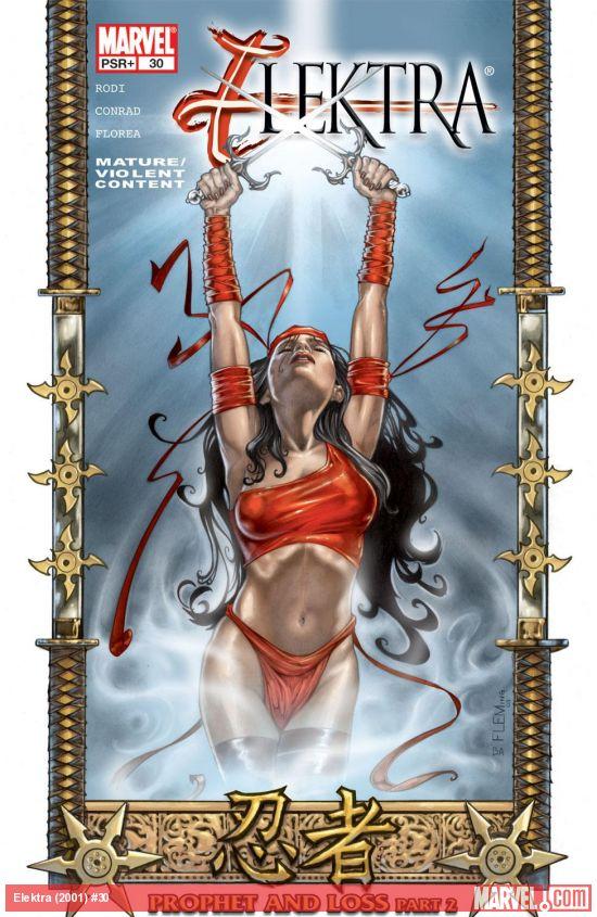 Elektra (2001) #30