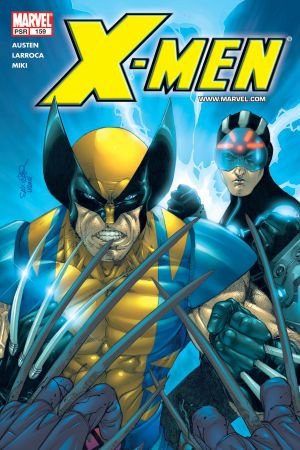 X-Men (2004) #159