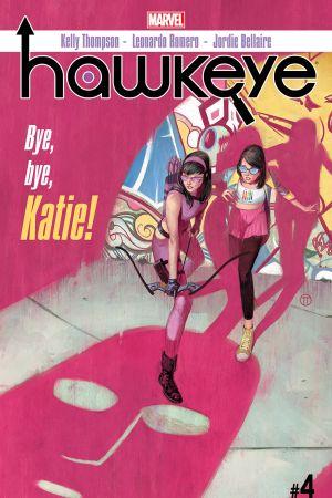 Hawkeye (2016) #4