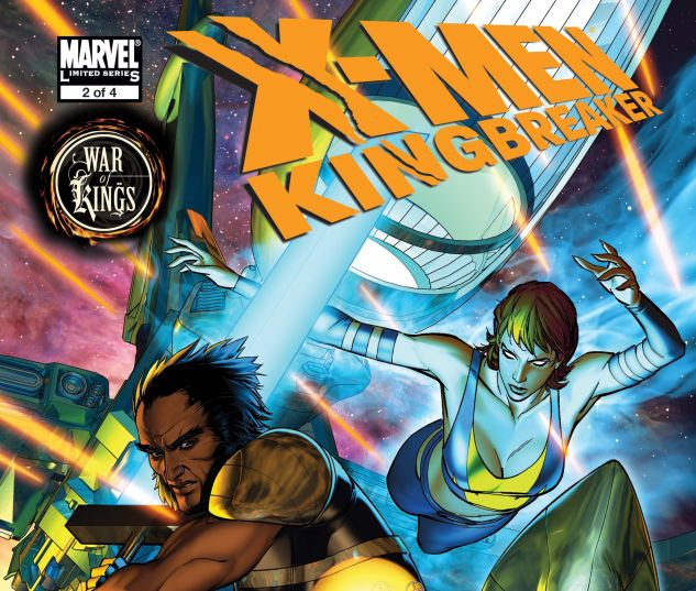 X-Men: Kingbreaker (2008) #2