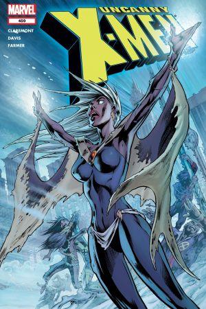 Uncanny X-Men #459