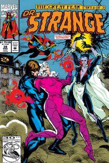 Doctor Strange, Sorcerer Supreme #39