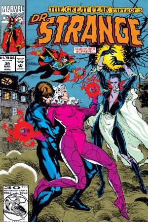 Doctor Strange, Sorcerer Supreme (1988) #39