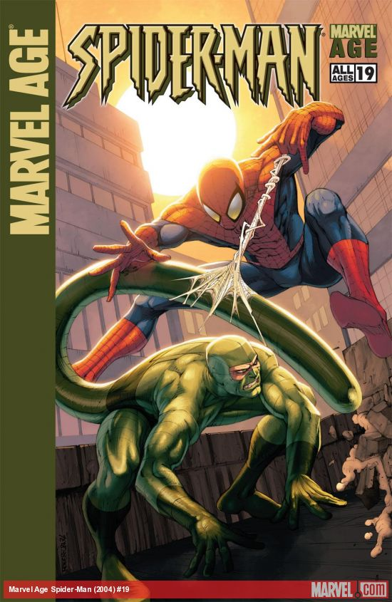 Marvel Age Spider-Man (2004) #19