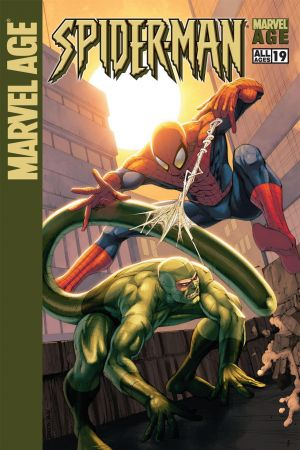 Marvel Age Spider-Man #19