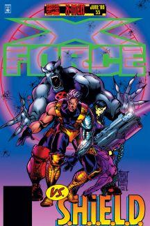 X-Force (1991) #55
