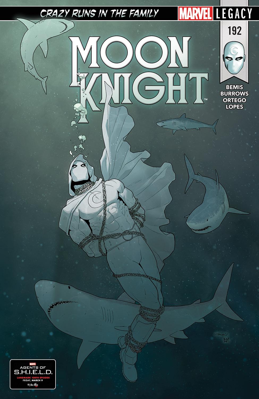 Moon Knight (2016) #192