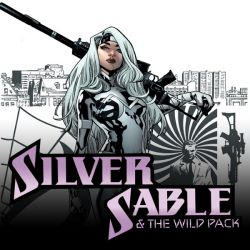 Silver Sable and the Wild Pack (2017)