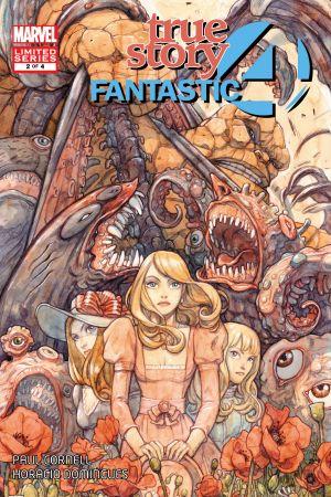 Fantastic Four: True Story #2