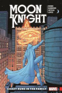 Moon Knight: Legacy Vol. 1 - Crazy Runs In The Family (Trade Paperback)