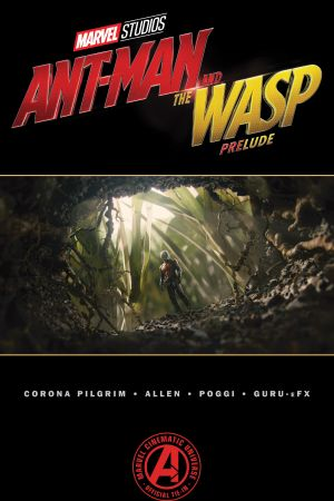 Marvel's Ant-Man and the Wasp Prelude (Trade Paperback)