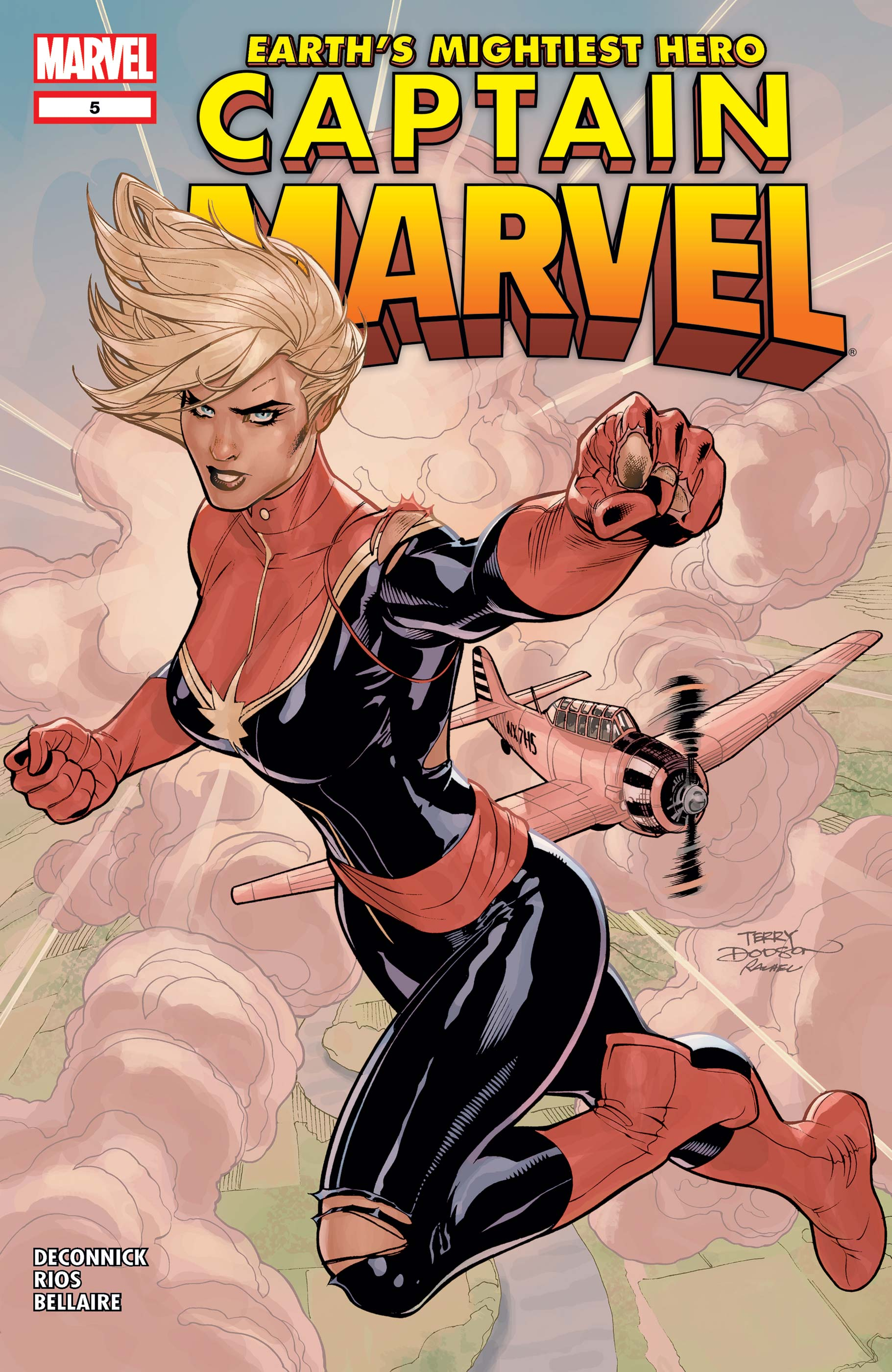 Captain Marvel (2012) #5