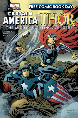 Free Comic Book Day (Thor the Mighty Avenger) (2011) #1